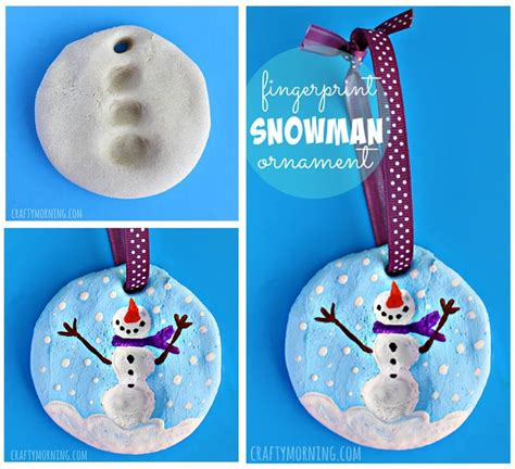 printable snowman ornaments how to make fingerprint snowman ornaments pictures photos