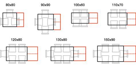 mesas de cocina medidas medidas disponibles para la mesa de cocina punto