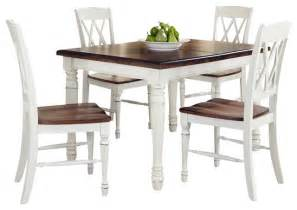 kitchen table styles home styles monarch rectangular dining table farmhouse