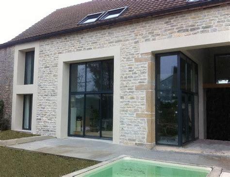 Construire Une Grange by R 201 Habilitation D Une Grange Maison Grange Grange