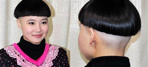 mushroom bowl cut quick weave for short hair youtube mushroom haircut 01剪髮設計 bowl cut pinterest mushroom
