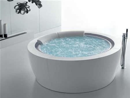 vasca idromassaggio tonda vasca idromassaggio tonda bolla sfioro airpool