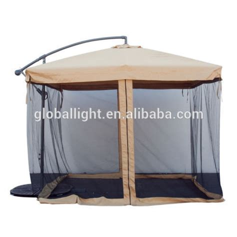 Patio Umbrella With Screen Enclosure Umbrella Mosquito Net Canopy Patio Set Screen House Buy Screen House Umbrella Mosquito Net
