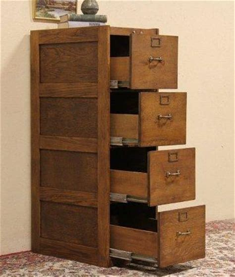 File Cabinet Plans by 4 Drawer Wood File Cabinet Wood File Cabinet