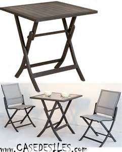 table de terrasse pas cher table de jardin en aluminium pliante 1003 pas cher