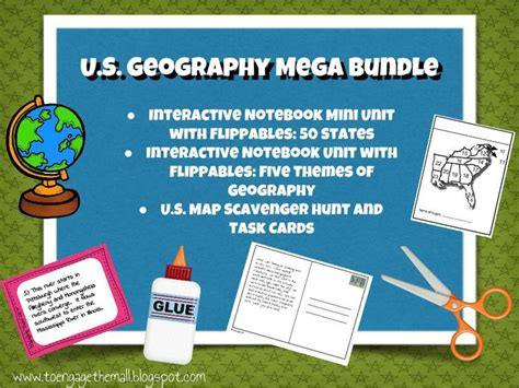 5 themes of geography interactive games i have put my three best selling geography activities into