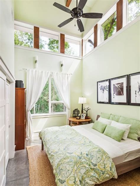 bedroom with green walls green bedroom houzz