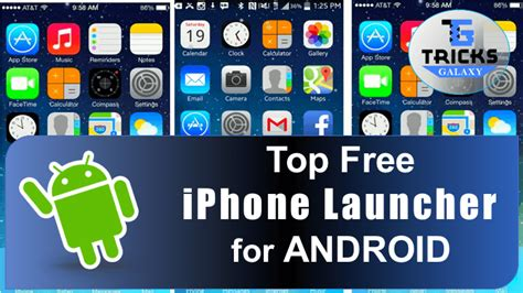 best iphone launcher for android 10 best iphone launcher for android 2018 to bring ios looks on android