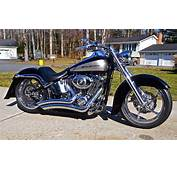 2007 Harley Davidson Softail Deuce Deluxe Fatboy Custom