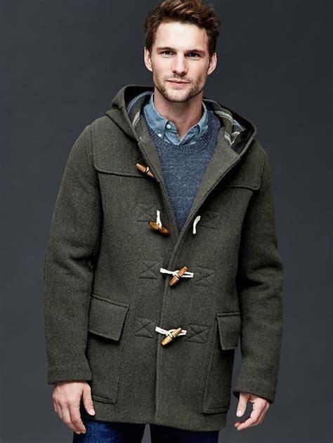 Gap Yellow Duffle Jacket wool duffle coat duffle coat and shop