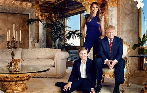 donald trump gold apartment photos video inside donald trump s 100 million new york