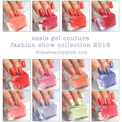 sizzling hot essie gel couture 313 best images about essie swatches on pinterest