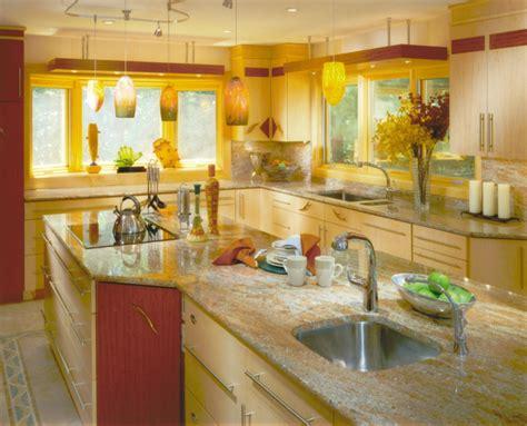 Kitchen Cabinet Painting Ideas Wandfarbe K 252 Che Ausw 228 Hlen 70 Ideen Wie Sie Eine