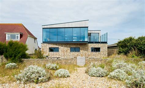 a self build home by the sea homebuilding renovating
