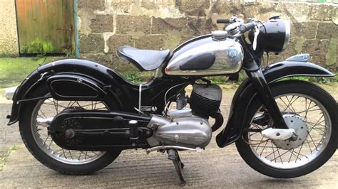 Nsu Motorrad Video by Nsu Superlux 1955 Youtube