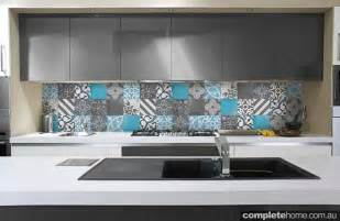 Terrific turquoise tiles