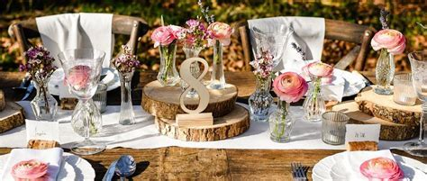 Wedding Table Decorations   Centrepieces & Vases, Candle