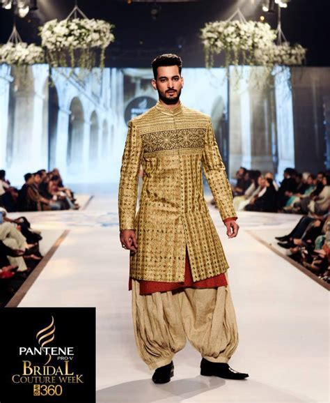 Latest Fashion Men Wedding Dresses & Sherwani Designs