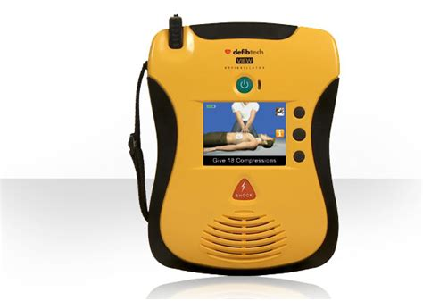 defibtech lifeline view aed aed lifeline view defibtech