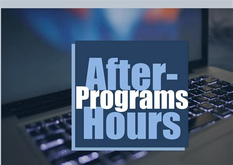 Opportunities After Distance Mba by Pa Distance Learning Offers New After Hours Programs Pa