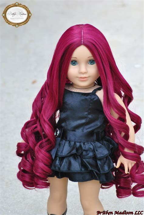 Doll Premium 14 best our exclusive premium brand 18 inch doll wigs images on doll wigs american