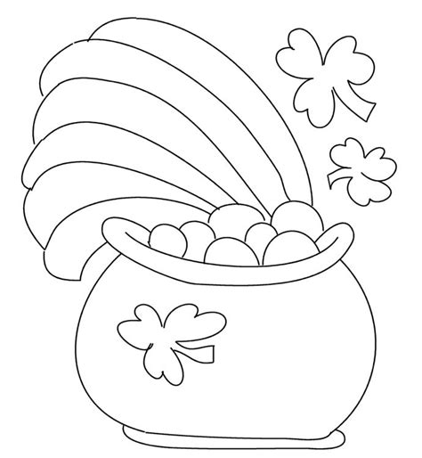 billy bear coloring pages 259 free printable st patrick s day coloring pages