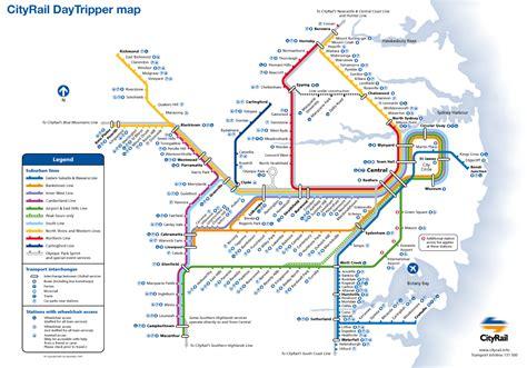 rail map australia new zealand rail maps
