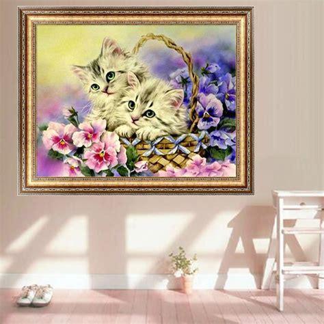 high quality boy girl diy home decor embroidery diamond ᗔanimal 5d diy home ξ decoration decoration magic cube