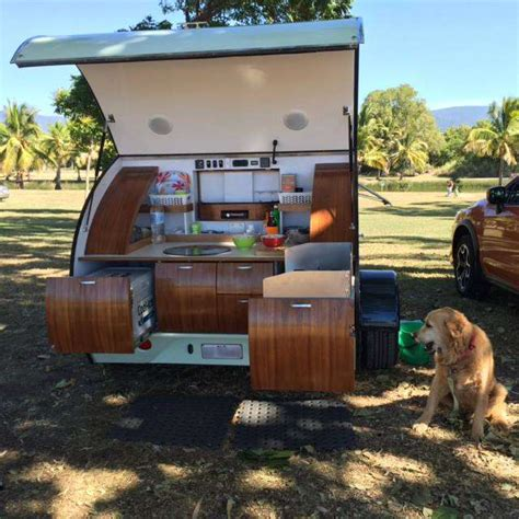 Gidget Teardrop Trailer gidget latest camper compact and efficient for your