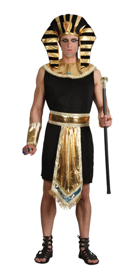 ancient costume theme diy olive mens ancient king pharaoh fancy dress costume