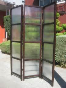 Glass Room Divider Uhuru Furniture Collectibles Sold Glass And Wood Room Divider 125