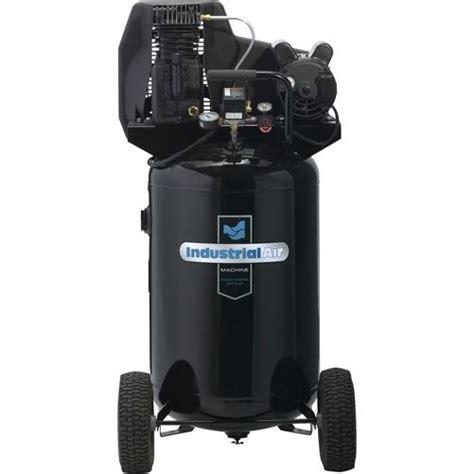 industrial air 30 gallon vertical air compressor
