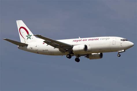 royal air maroc cargo cn rox boeing b737 3m8 sf 18 05 2014 bru br 252 ssel belgium