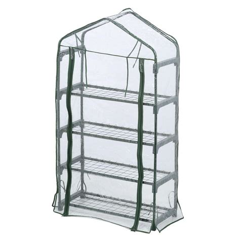 Small Greenhouses Home Depot Bond Manufacturing Greenhouses 4 Ft 1 In X 2 Ft 2 In X