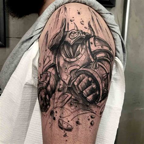 league of legends tattoo alistar best tattoo ideas gallery