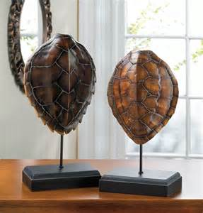 Tortoise Home Decor Spiny Turtle Shell Museum Decor Wholesale At Koehler Home