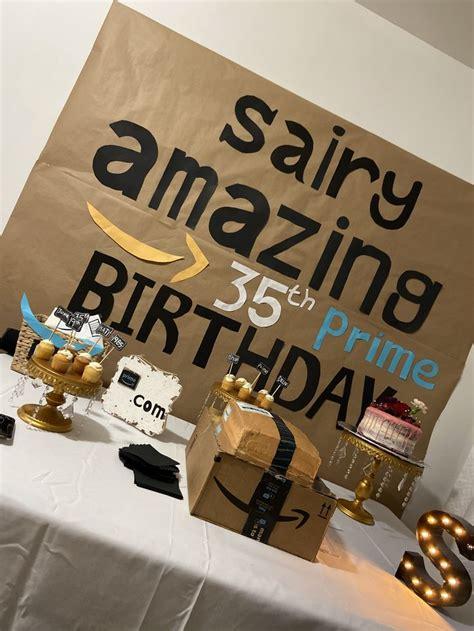amazon theme  birthday party ideas  birthday