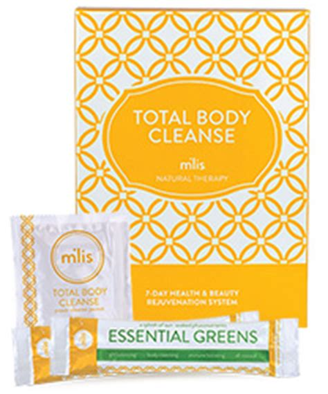 David S Tea Detox Kit by Cleanse Polished Salon Spa Wellness