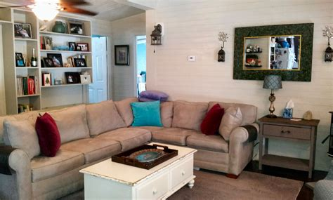 remodel a room mobile home living room remodel the finale my mobile