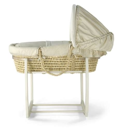 Crib Moses Basket by Cribs Moses Baskets Nursery Furniture Baby Child