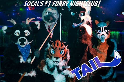 Rodeway Inn Pch - tail socal s 1 furry nightclub
