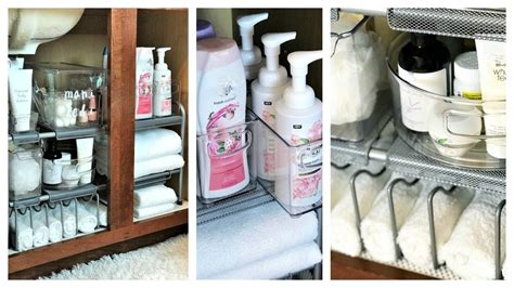 Organizing Bathroom Sink by New How To Organize Your Bathroom Sink Tips
