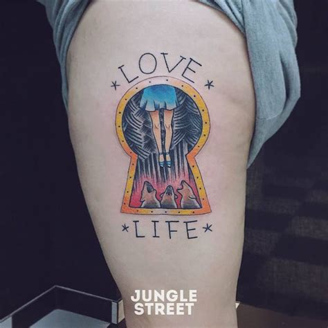 street tattoo designs 28 best images about jungle tattoos on