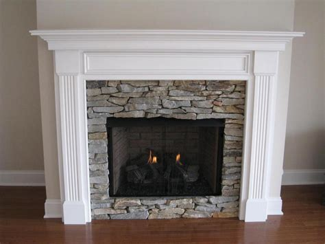White Wood Fireplace Mantel wood fireplace mantels for fireplaces surrounds design