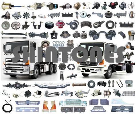 Spare Part Truck Hino spare parts for hino truck ranger profia 700 from china