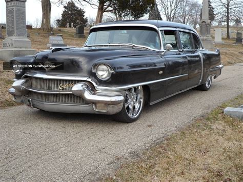 is cadillac chevy 1956 cadillac limo chevy suv lt1 chassis lowered