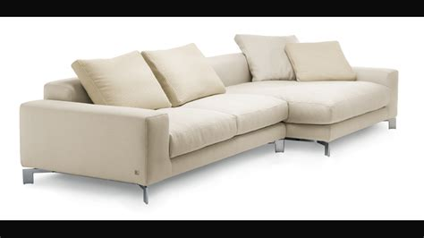 take this sofa modular sofa with metal frame upholstered in leather or