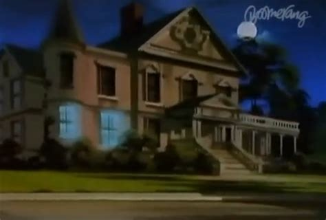 s home the 13 ghosts of scooby doo