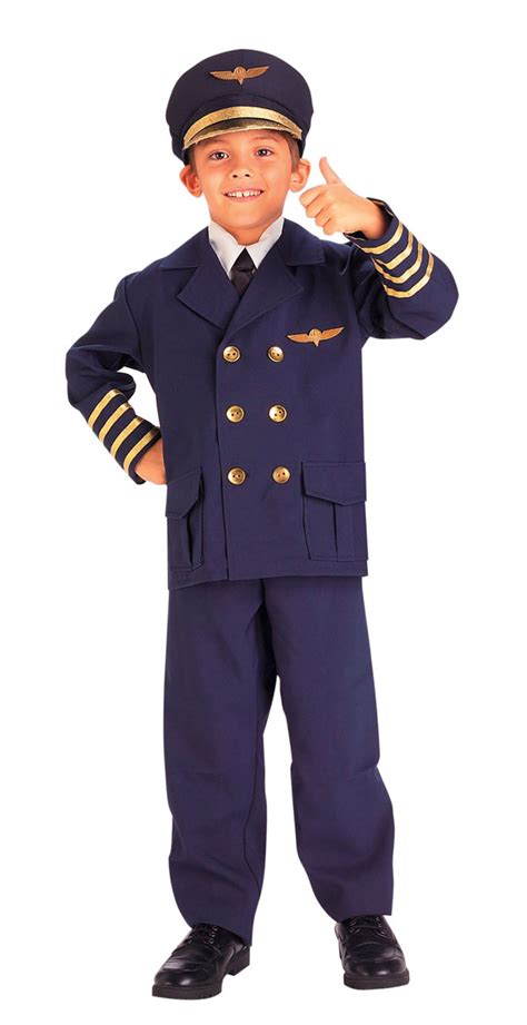 baju kostum pilot sewa kostum anak di jakarta tangerang