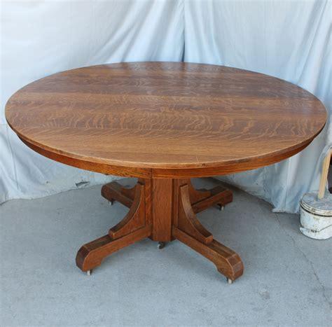 bargain s antiques 187 archive mission oak dining